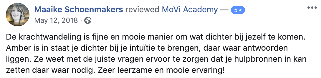 MoVi Academy online hondenschool