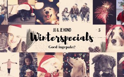 Jij en je hond winterspecials: Goed ingepakt?